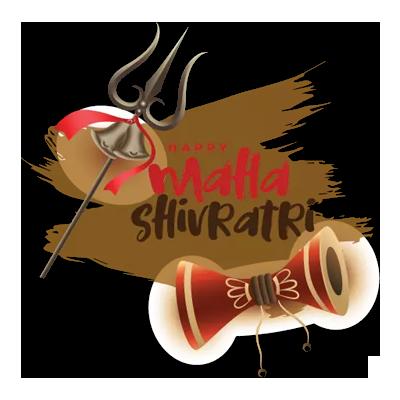 Mahashivratri Stickers messages sticker-11