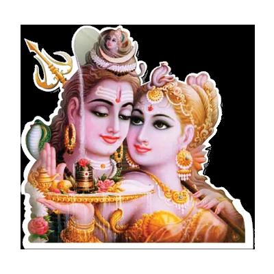 Mahashivratri Stickers messages sticker-7