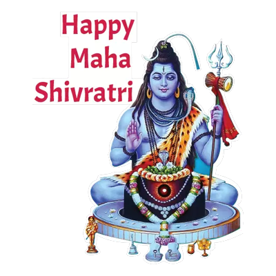 Mahashivratri Stickers messages sticker-3