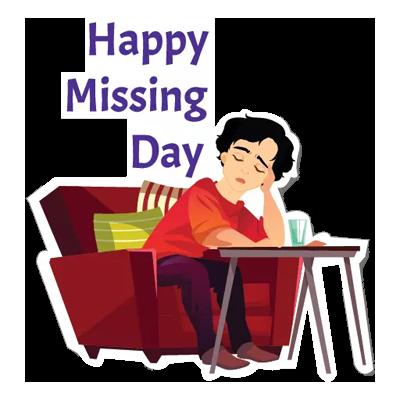 Post Valentine Special Sticker messages sticker-1
