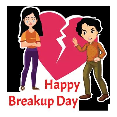 Post Valentine Special Sticker messages sticker-6
