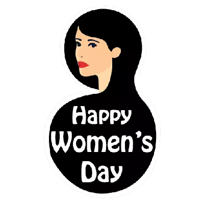 Womens Day Stickers messages sticker-9