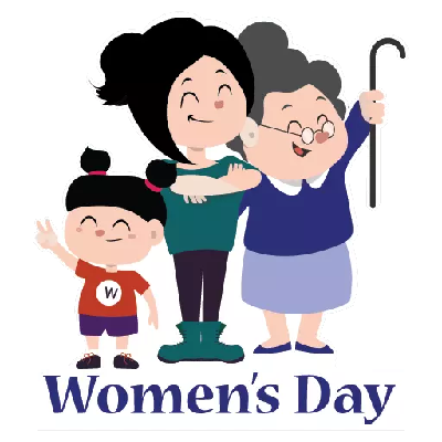 Womens Day Stickers messages sticker-6