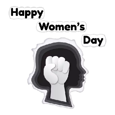 Womens Day Stickers messages sticker-2