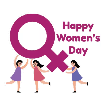 Womens Day Stickers messages sticker-1