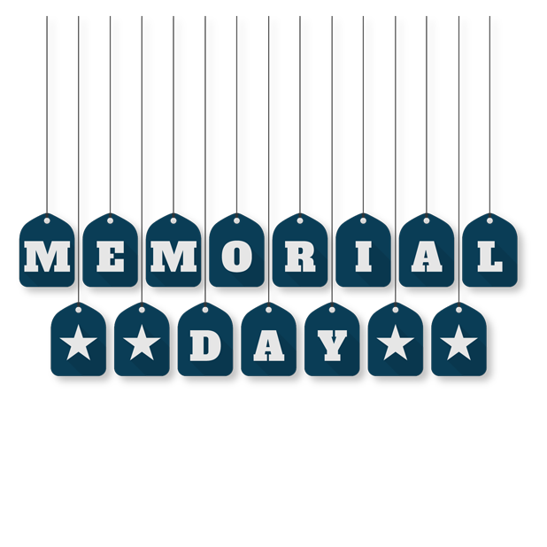 Memorial Day HD Stickers messages sticker-2