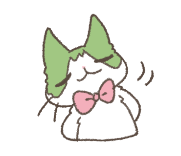 Daily Life of Hachiware ! messages sticker-6