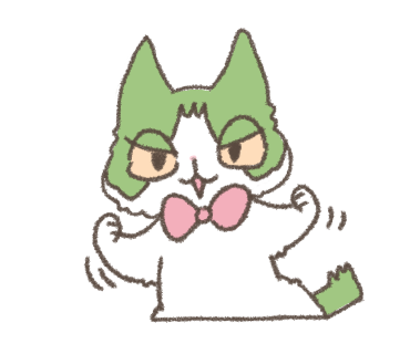 Daily Life of Hachiware ! messages sticker-4