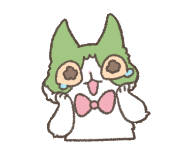 Daily Life of Hachiware ! messages sticker-9