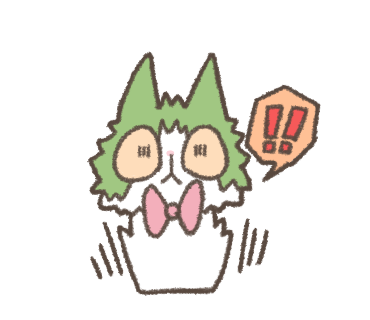 Daily Life of Hachiware ! messages sticker-7