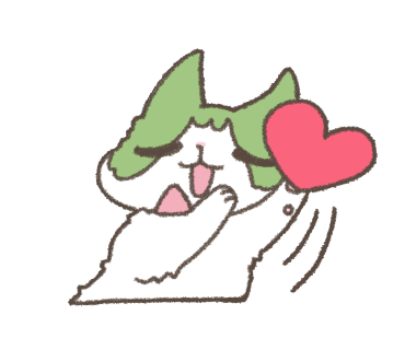 Daily Life of Hachiware ! messages sticker-10