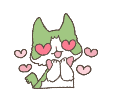 Daily Life of Hachiware ! messages sticker-11