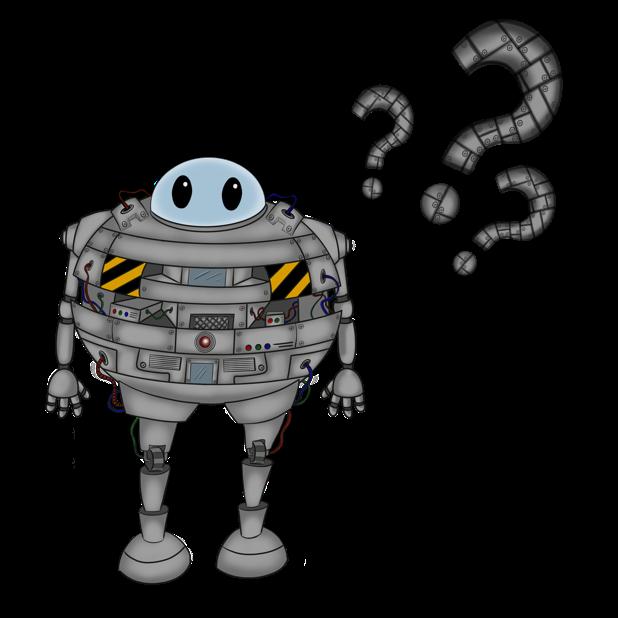 Mr Nice Robot messages sticker-4