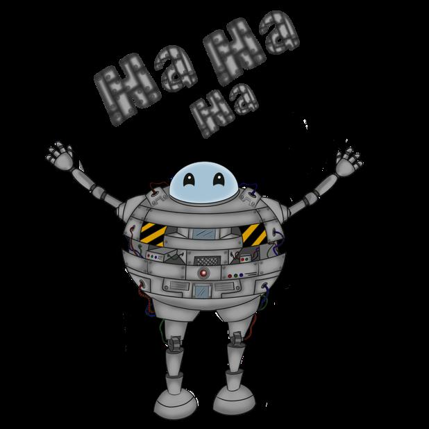 Mr Nice Robot messages sticker-1