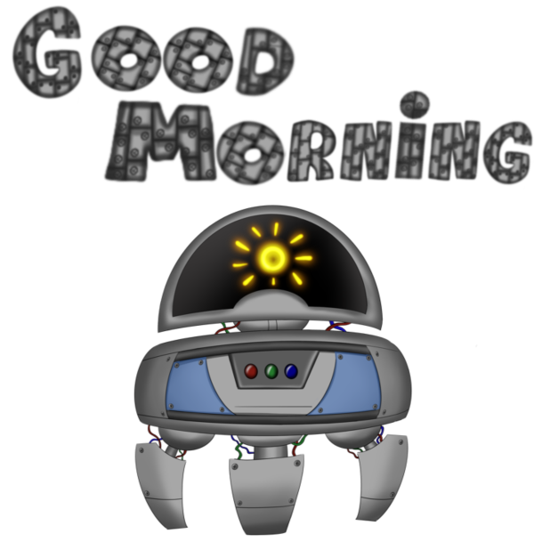 Mr Nice Robot messages sticker-5