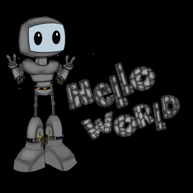 Mr Nice Robot messages sticker-9