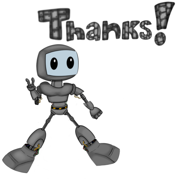 Mr Nice Robot messages sticker-7