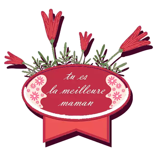 Mother day Stickers 2019 messages sticker-6