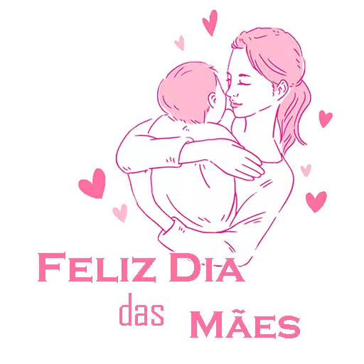 Mother day Stickers 2019 messages sticker-11