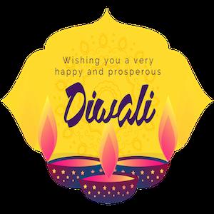 DiwaliSticker messages sticker-8