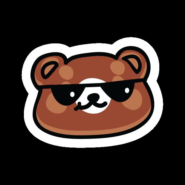 Мишки за хорошие делишки messages sticker-3