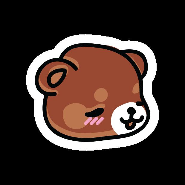Мишки за хорошие делишки messages sticker-2