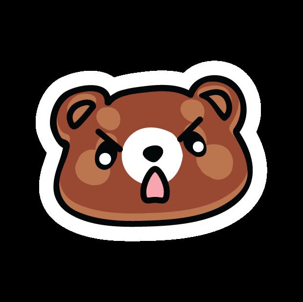 Мишки за хорошие делишки messages sticker-6