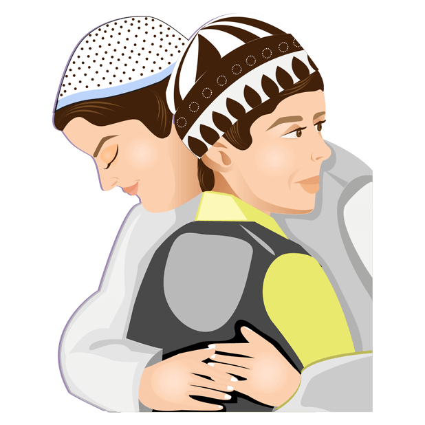 Eid Mubarak عيد الفطر Stickers messages sticker-11