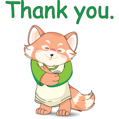 Lester the Lesser Panda messages sticker-0