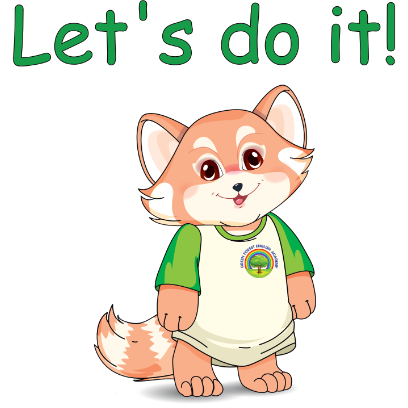Lester the Lesser Panda messages sticker-8