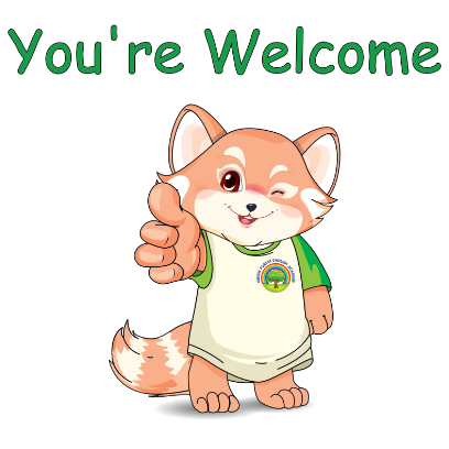 Lester the Lesser Panda messages sticker-10