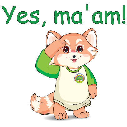Lester the Lesser Panda messages sticker-5