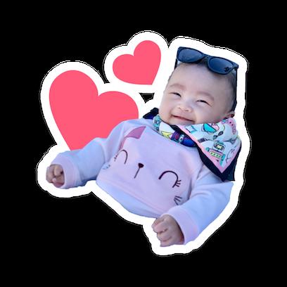 Vela Faye v2.0 messages sticker-10