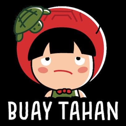 Ang Ku Kueh Girl - Pack 4 messages sticker-1
