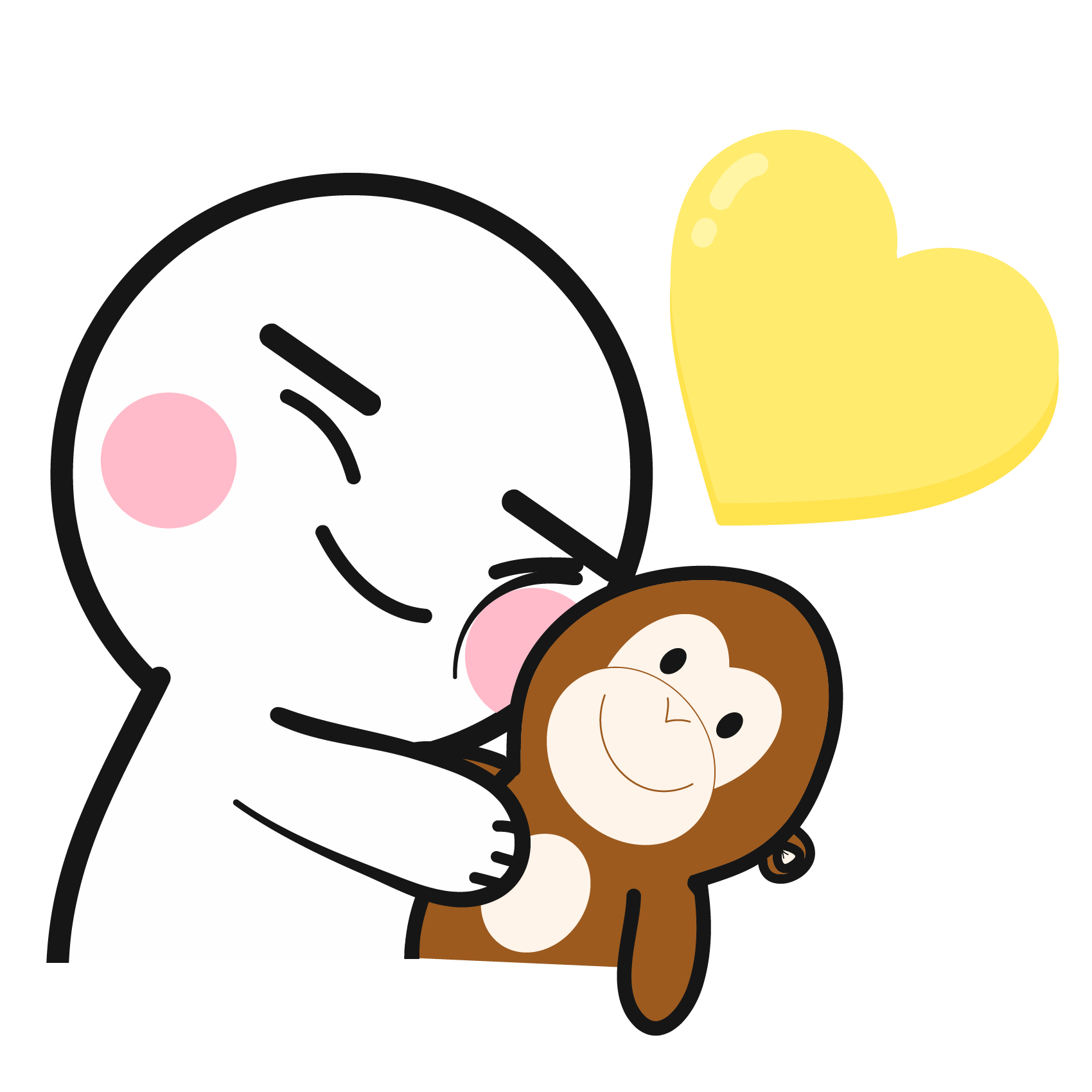 Hooman Welcome Sticker Pack messages sticker-6