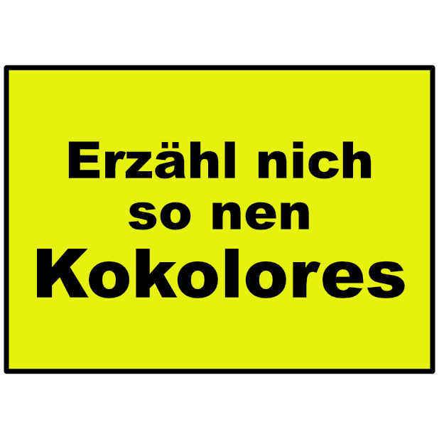 Kokolores messages sticker-0