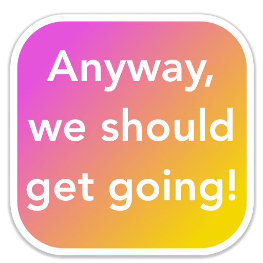 Phrases Stickers for iMessage messages sticker-2