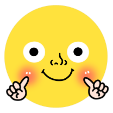 Yellow wave emoticon pack messages sticker-6