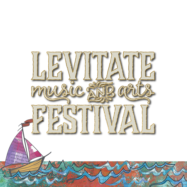 Levitate Music & Arts Festival messages sticker-1