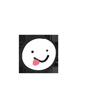 Smile Pencil Sticker messages sticker-3