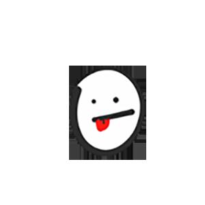 Smile Pencil Sticker messages sticker-9