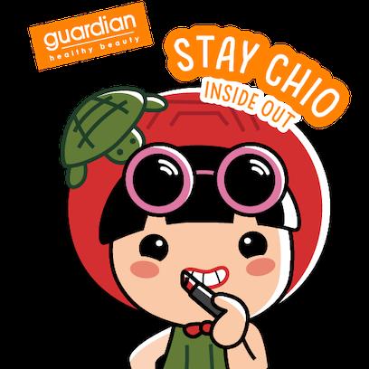 Guardian x AngKuKuehGirl messages sticker-0