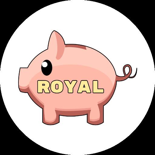 Royal - Catch a coin messages sticker-9