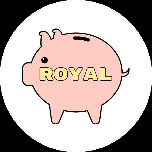 Royal - Catch a coin messages sticker-7