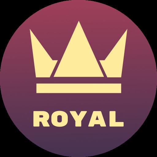 Royal - Catch a coin messages sticker-1