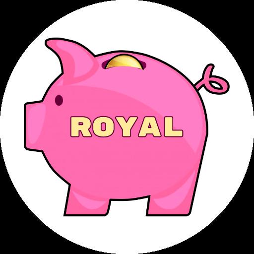 Royal - Catch a coin messages sticker-6