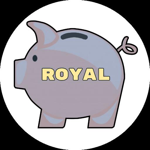 Royal - Catch a coin messages sticker-4