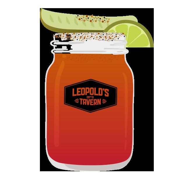 Leopold's Tavern Stickers messages sticker-10