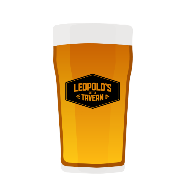 Leopold's Tavern Stickers messages sticker-1