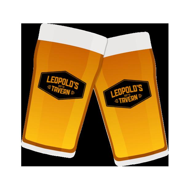 Leopold's Tavern Stickers messages sticker-2